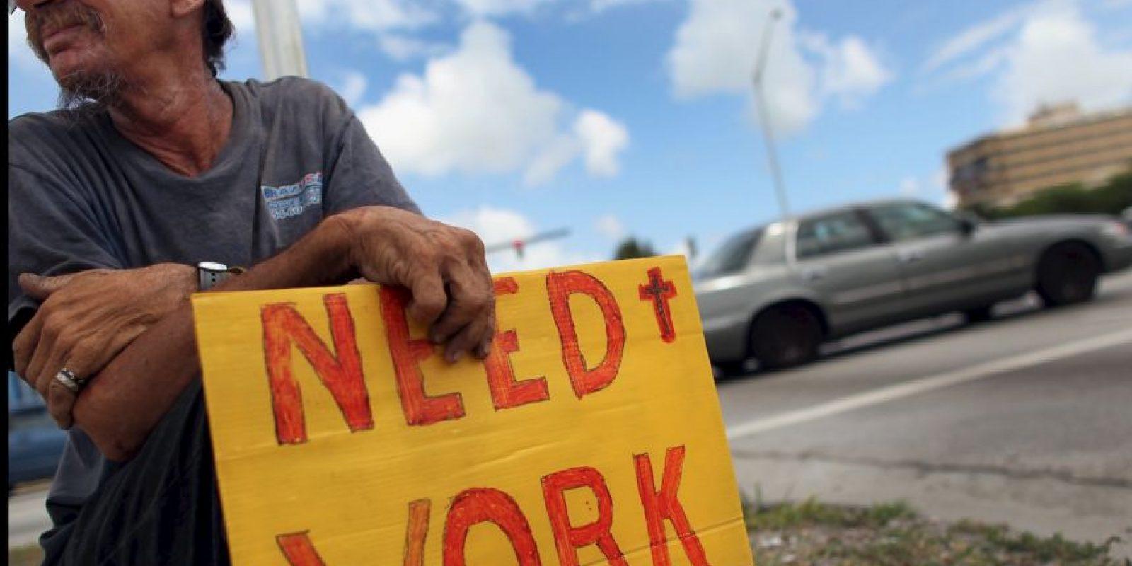 Según un informe de la Organización Internacional del Trabajo, (OIT), para 2019 habrán 212 millones de desempleados. Foto:Getty Images/RCN. Imagen Por: