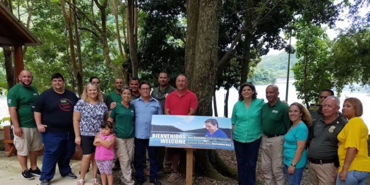 Reabren Refugio de Vida Silvestre del Embalse Lucchetti
