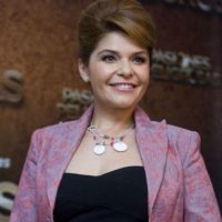 """Protagonizó la telenovela """"¿Quién mató a Patricia Soler?"""" y ahora actuará en la obra de teatro """"Mame"""". Foto:vía Getty Images. Imagen Por:"""