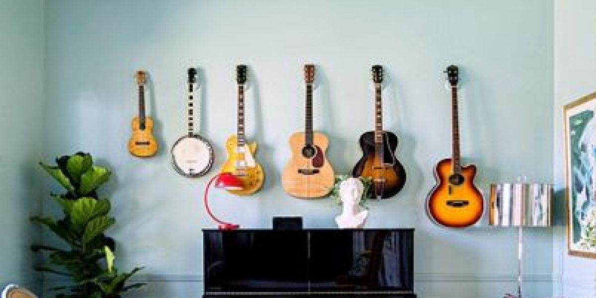 Música y hogar