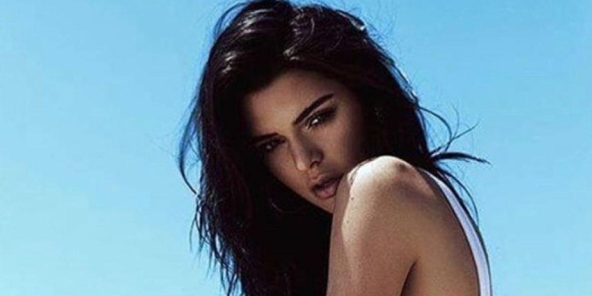 Kendall Jenner muestra su piercing más oculto