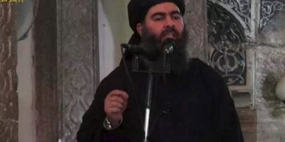 Al-Baghdadi proclamó la creación del grupo terrorista en 2014 Foto:Twitter.com/SerdarMahmud. Imagen Por:
