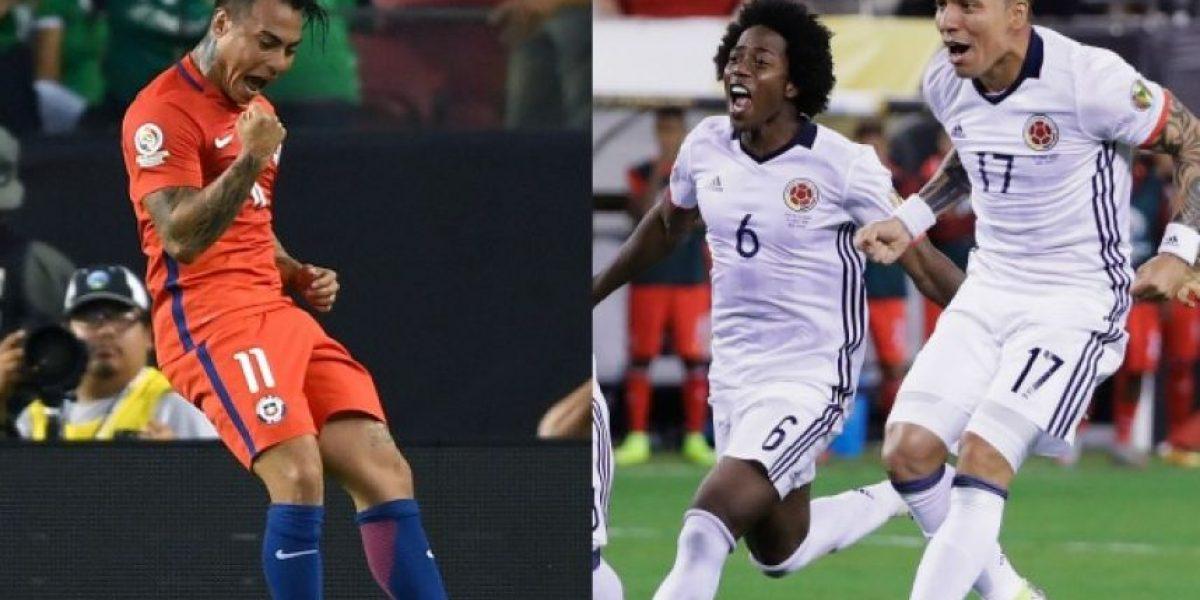 Copa América: Chile y Colombia buscan el cupo en la final