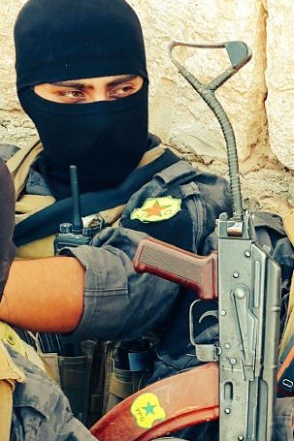 Los militares kurdos revelan en redes sociales lo difícil que es la vida bajo el yugo de Estado Islámico Foto:Twitter.com/SerdarMahmud. Imagen Por:
