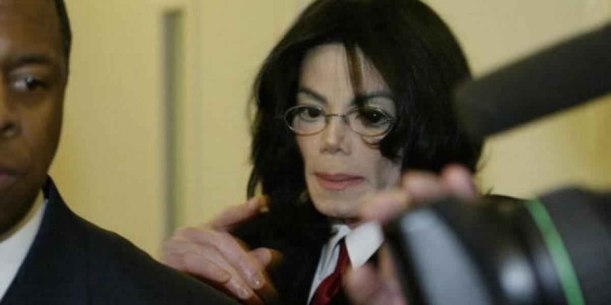 Michael Jackson reaccionó así cuando autoridades registraron su casa