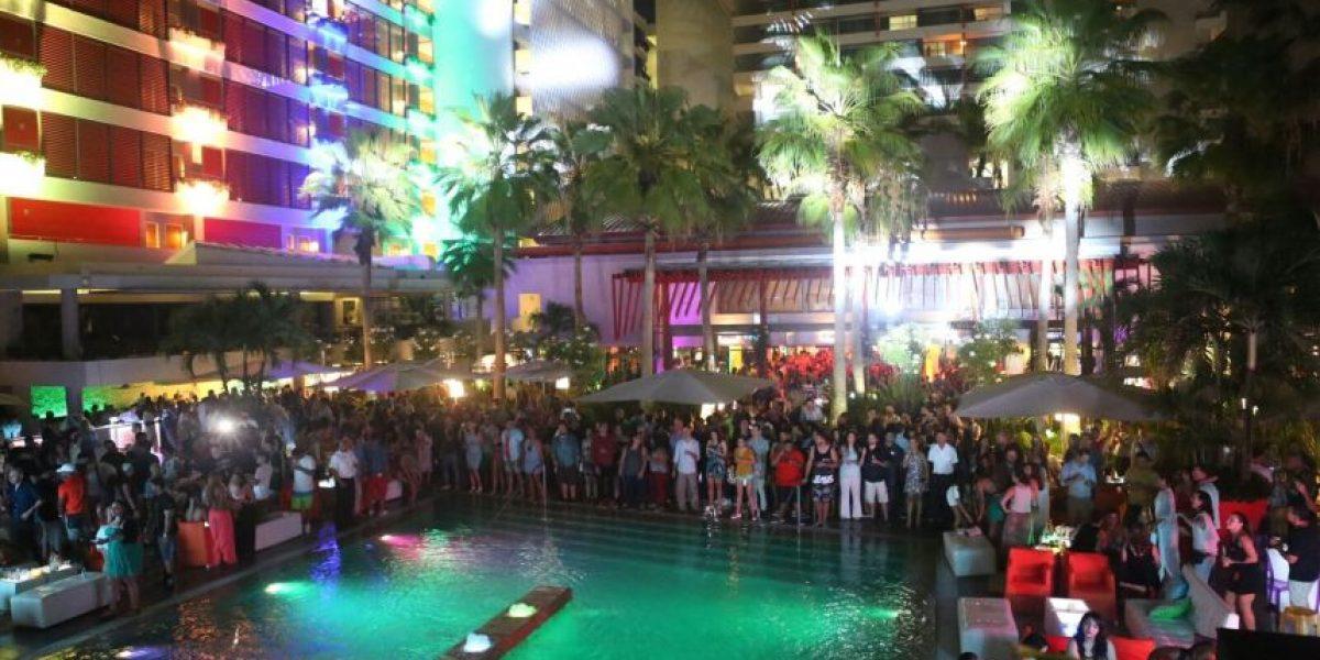 Sie7e y Abrante encienden Noche de San Juan en La Concha