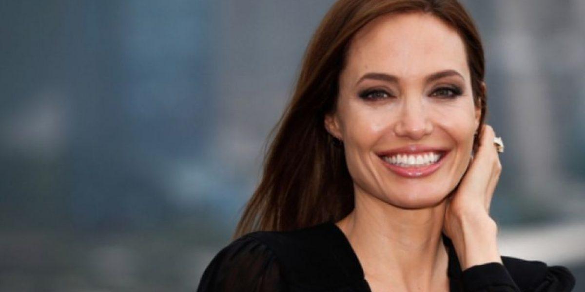 Angelina Jolie impacta nuevamente con extrema delgadez