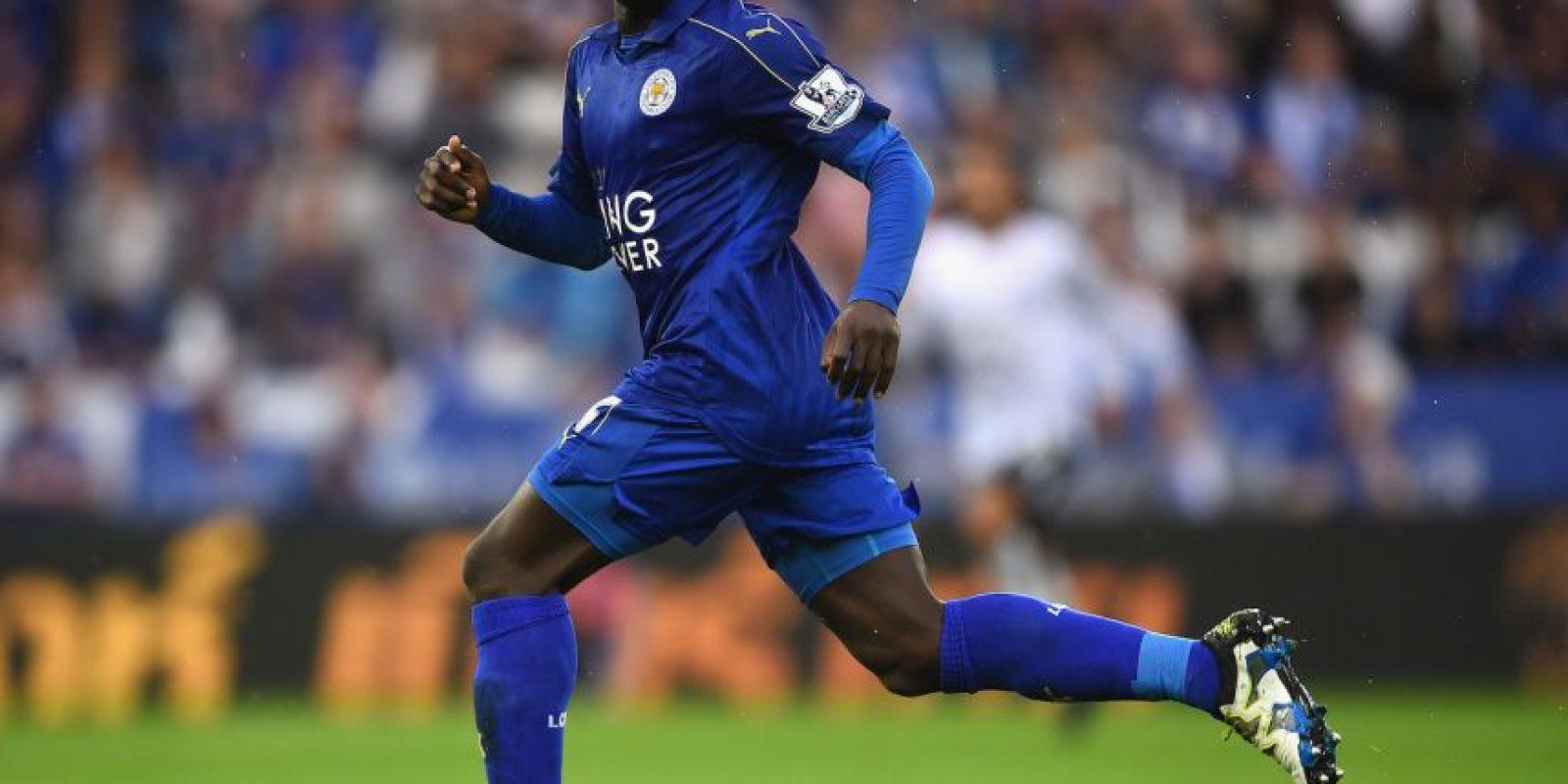 N'Golo Kanté, brillante fichaje del Leicester, no podría haber llegado al campeón de la Premier League Foto:Getty Images. Imagen Por: