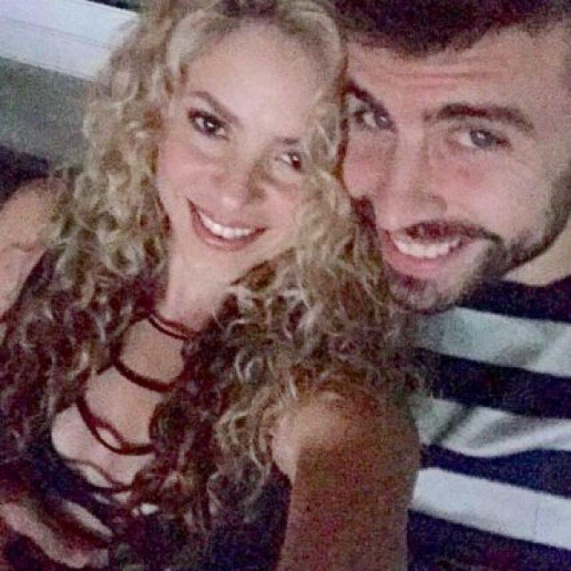 Shakira y Piqué se conocieron en 2010. Foto:Vía instagram.com/Shakira. Imagen Por: