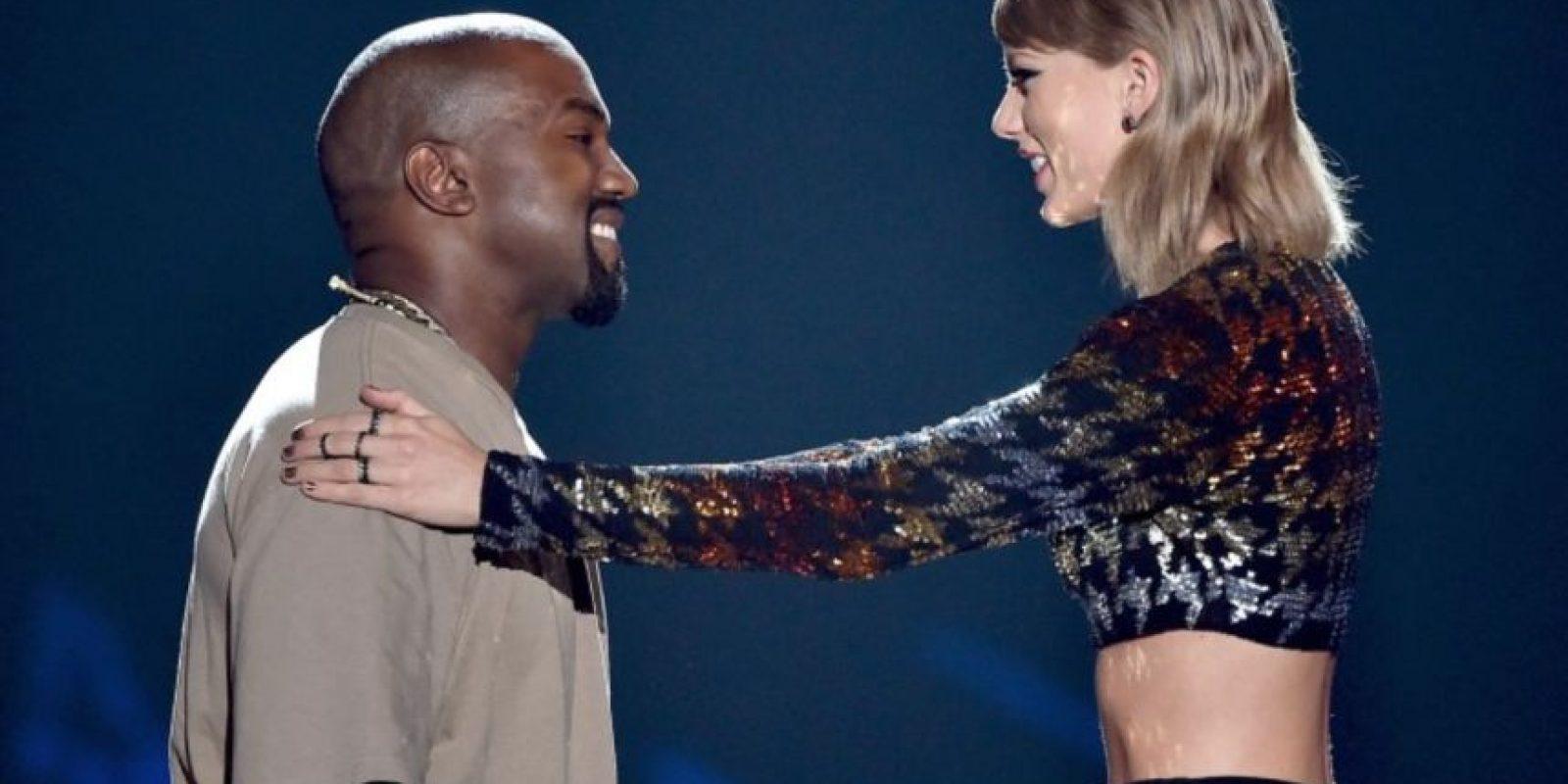 """Les duró poco: la letra de """"Famous"""" dejó a Taylor por los suelos. Foto:vía Getty Images. Imagen Por:"""