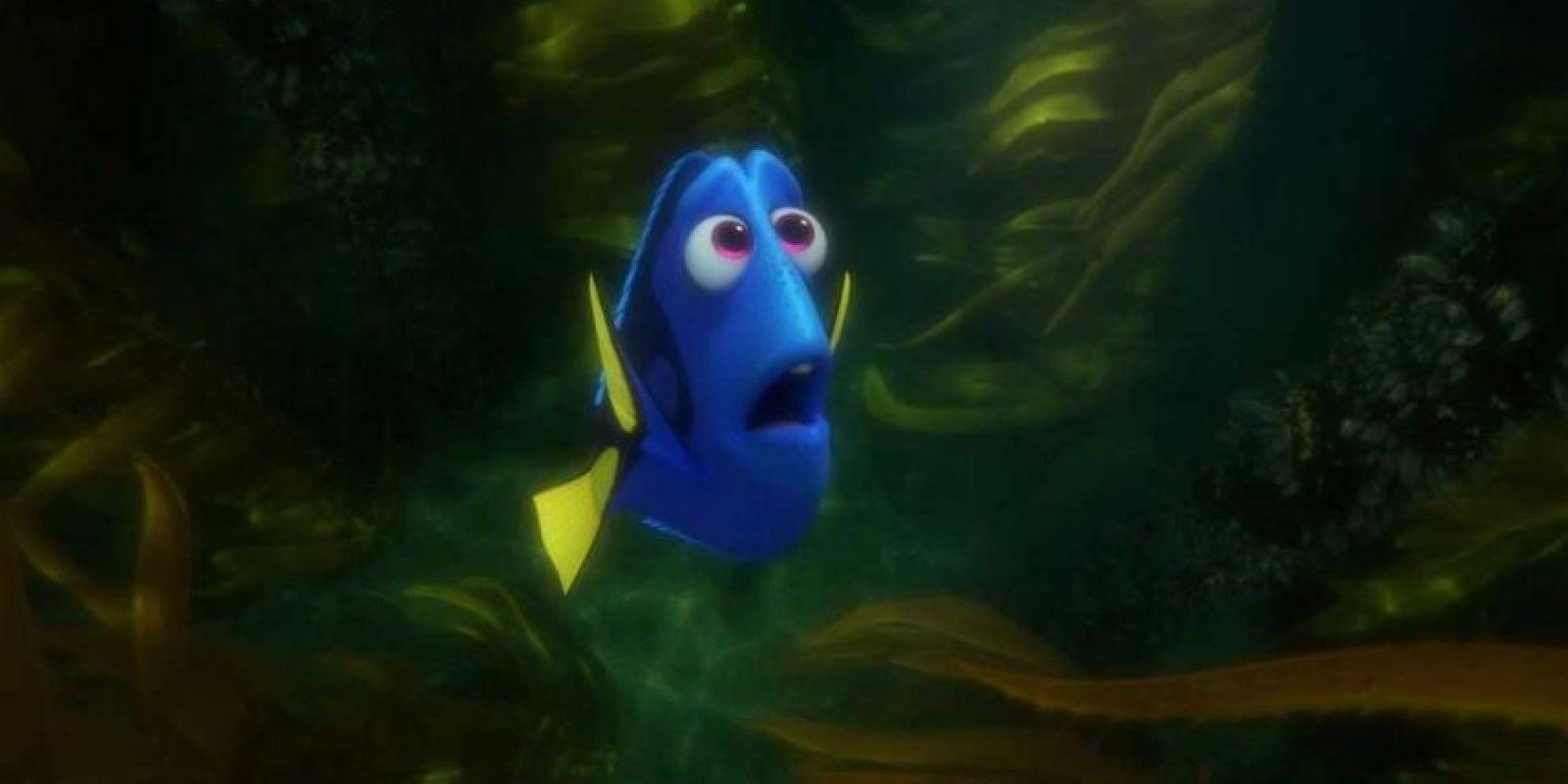 El personaje está inspirada en los peces cirujanos. Foto:Disney Pixar. Imagen Por: