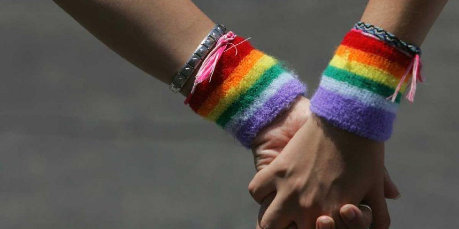 """Cada año, en varios países se celebra al """"Orgullo Gay"""" con marchas multitudinarias que congregan a miembros de la comunidad. Foto:Getty Images. Imagen Por:"""