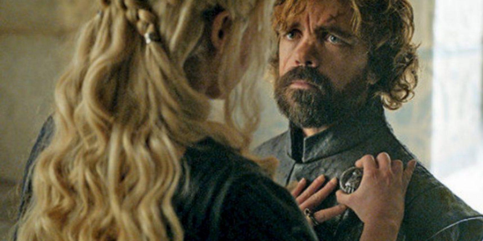 La alianza Targaryen/ Dorne/Altojardín estaba cantada. Foto:HBO. Imagen Por: