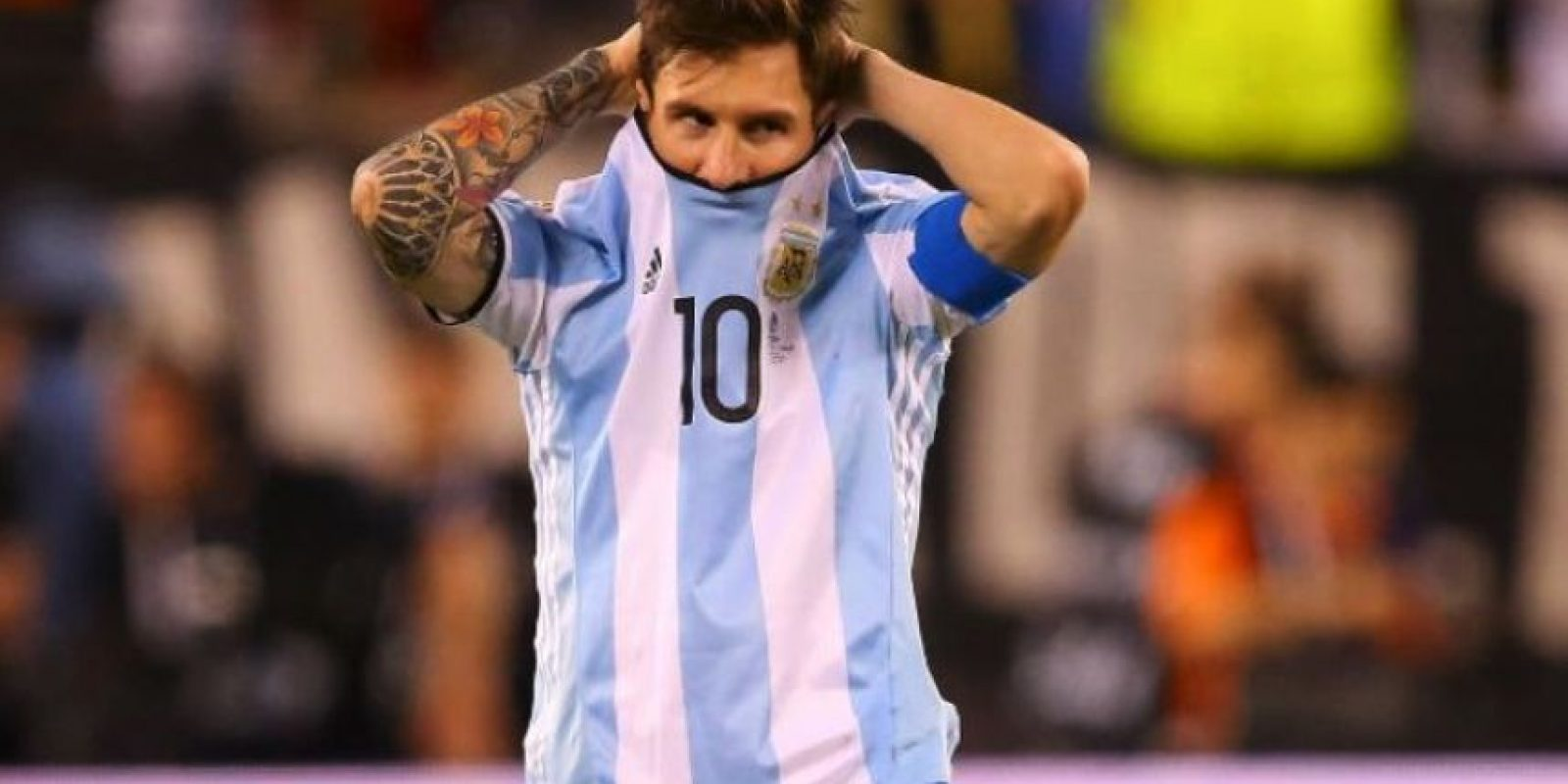 Lionel Messi Foto: Getty Images. Imagen Por:
