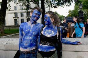 El pasado viernes miles se reunieron para manifestarse Foto:Getty Images. Imagen Por: