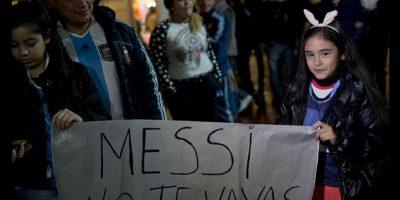"""Tras sus declaraciones, la """"pulga"""" ha recibido miles de muestras y mensajes de apoyo en redes sociales. Foto:AP. Imagen Por:"""