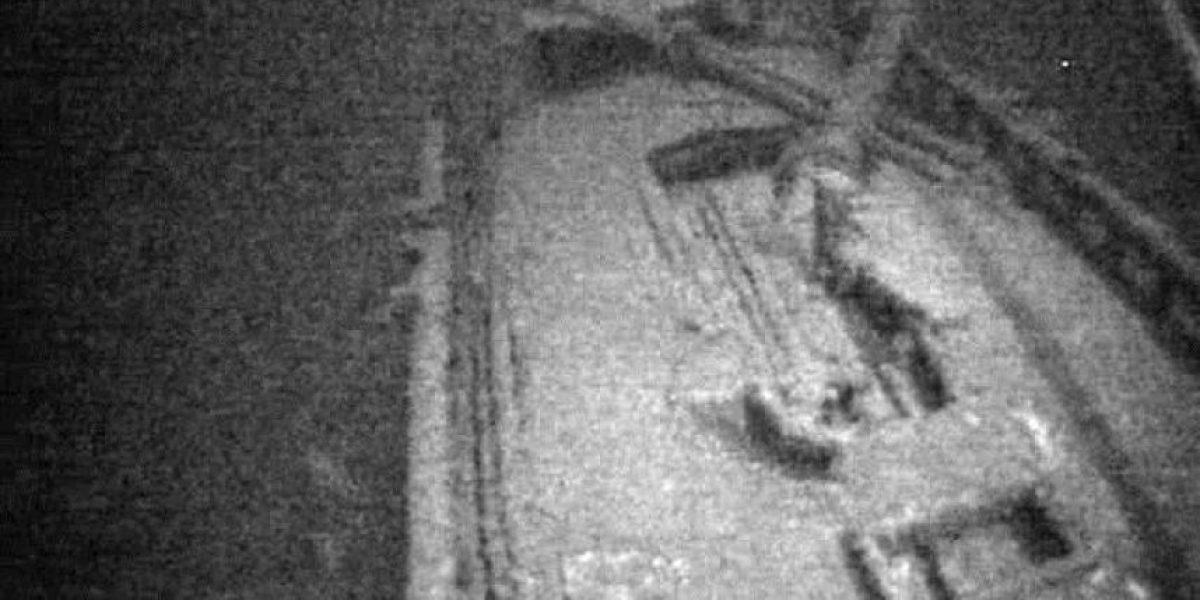 Hallan en Canadá restos de buque que se hundió en 1868