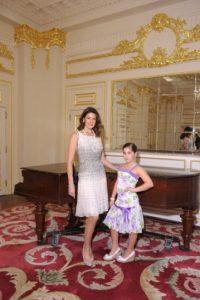 Tiene una hija, producto de su relación con el magnate saudita Foto:Getty Images. Imagen Por: