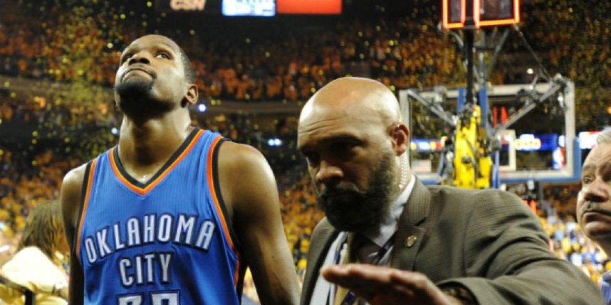 Nueve equipos buscan servicios de Kevin Durant