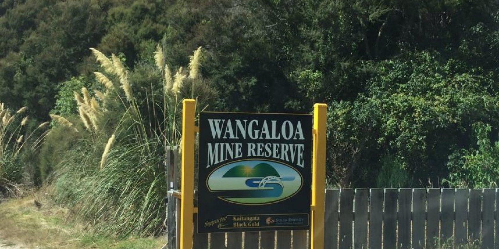 Fue un pueblo minero Foto:Twitter.com/ToddBarclayMP. Imagen Por:
