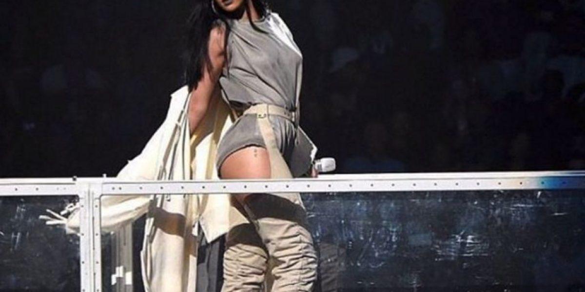 Fan graba baile más atrevido de Rihanna