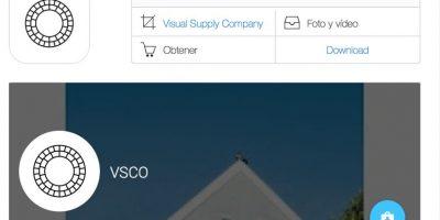 Foto:VSCO Cam. Imagen Por: