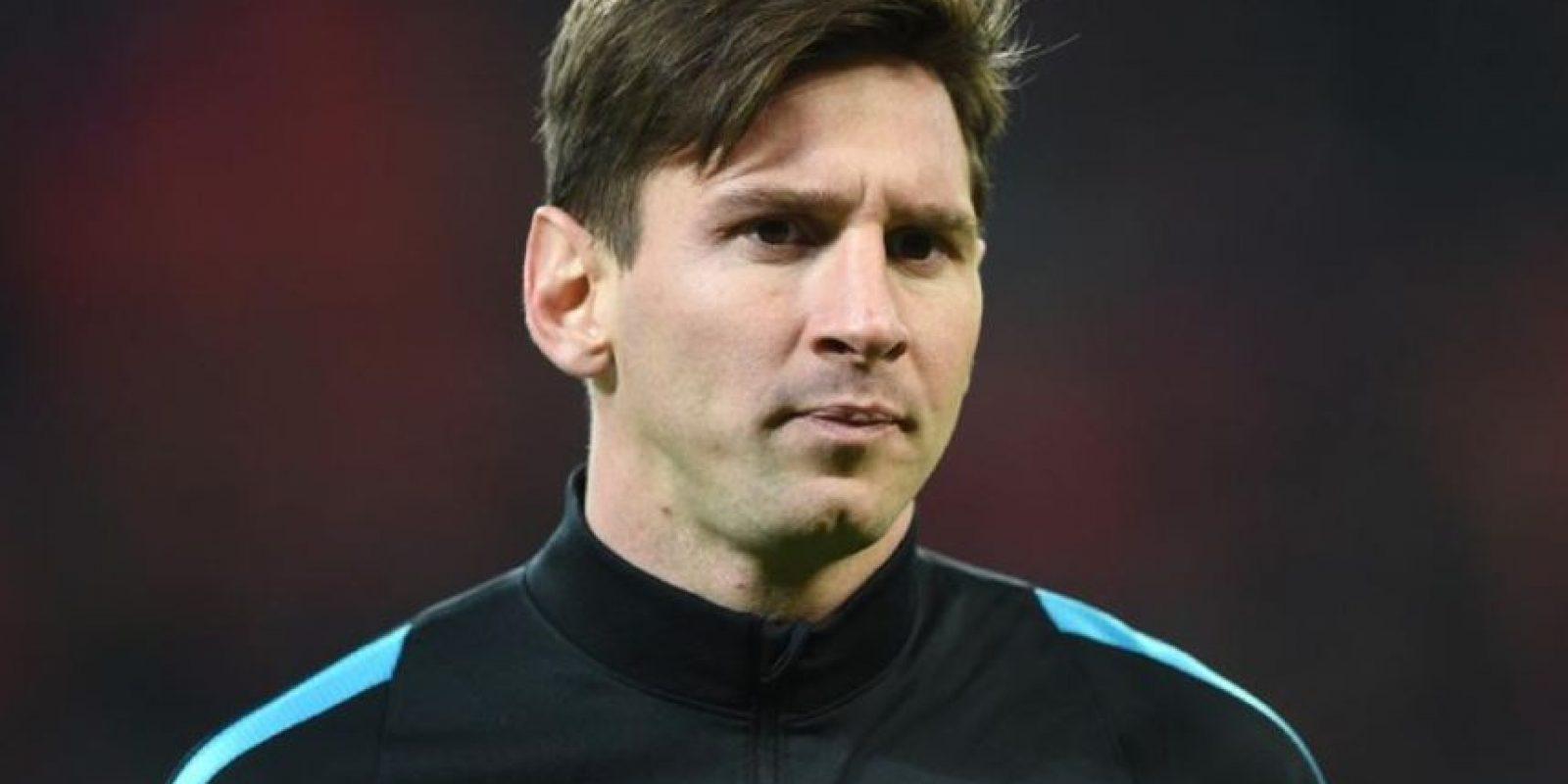 Lionel Messi Foto:Instagram/@leomessi. Imagen Por: