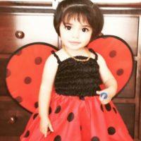 Aitana (el 4 de agosto cumple dos años) Foto:Vía Instagram. Imagen Por: