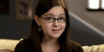 """La conocimos como Alex en """"Modern Family"""" Foto:ABC. Imagen Por:"""