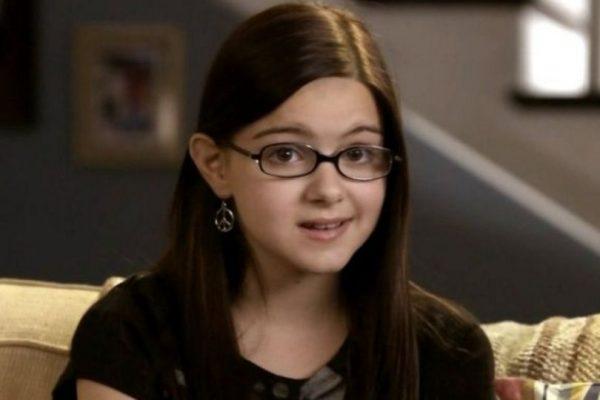 5d0bf097c Ariel Winter: Increíble transformación de la niña de Modern Family ...