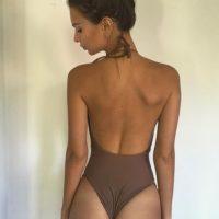 Es conocida por presumir sus curvas en redes sociales Foto:Vía instagram.com/emrata. Imagen Por: