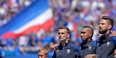 Francia vs. Islandia, en cuartos de final de la Euro 2016 Foto:Getty Images. Imagen Por: