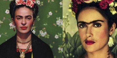Frida Kahlo – Salma Hayek (Frida Foto:imgur.com. Imagen Por:
