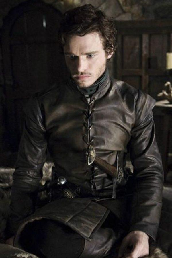 Robb Stark en la temporada 1 Foto:Vía HBO. Imagen Por: