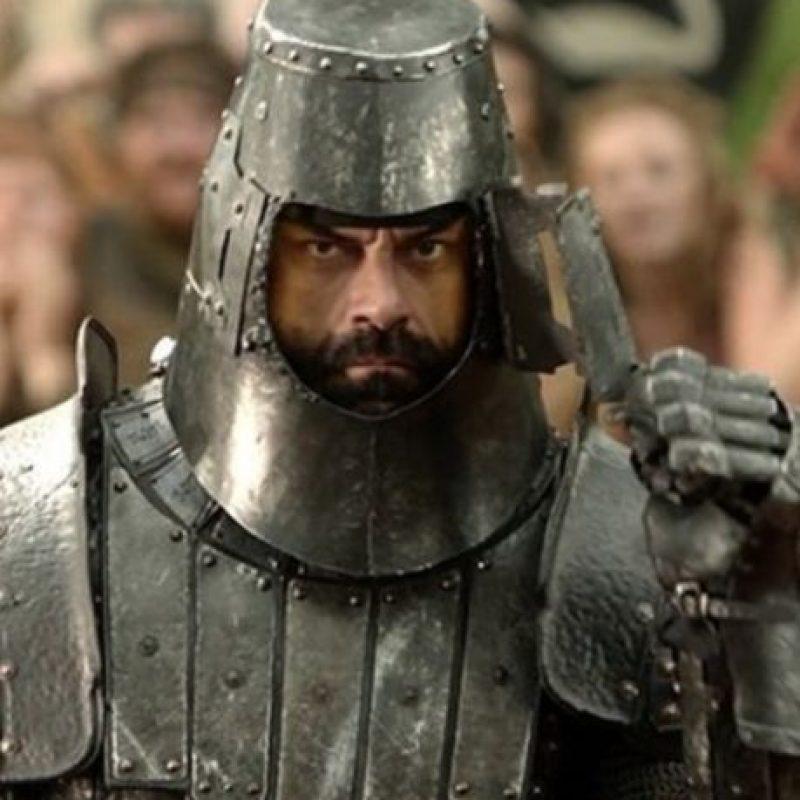 Gregor Clegane en la temporada 1 Foto:Vía HBO. Imagen Por: