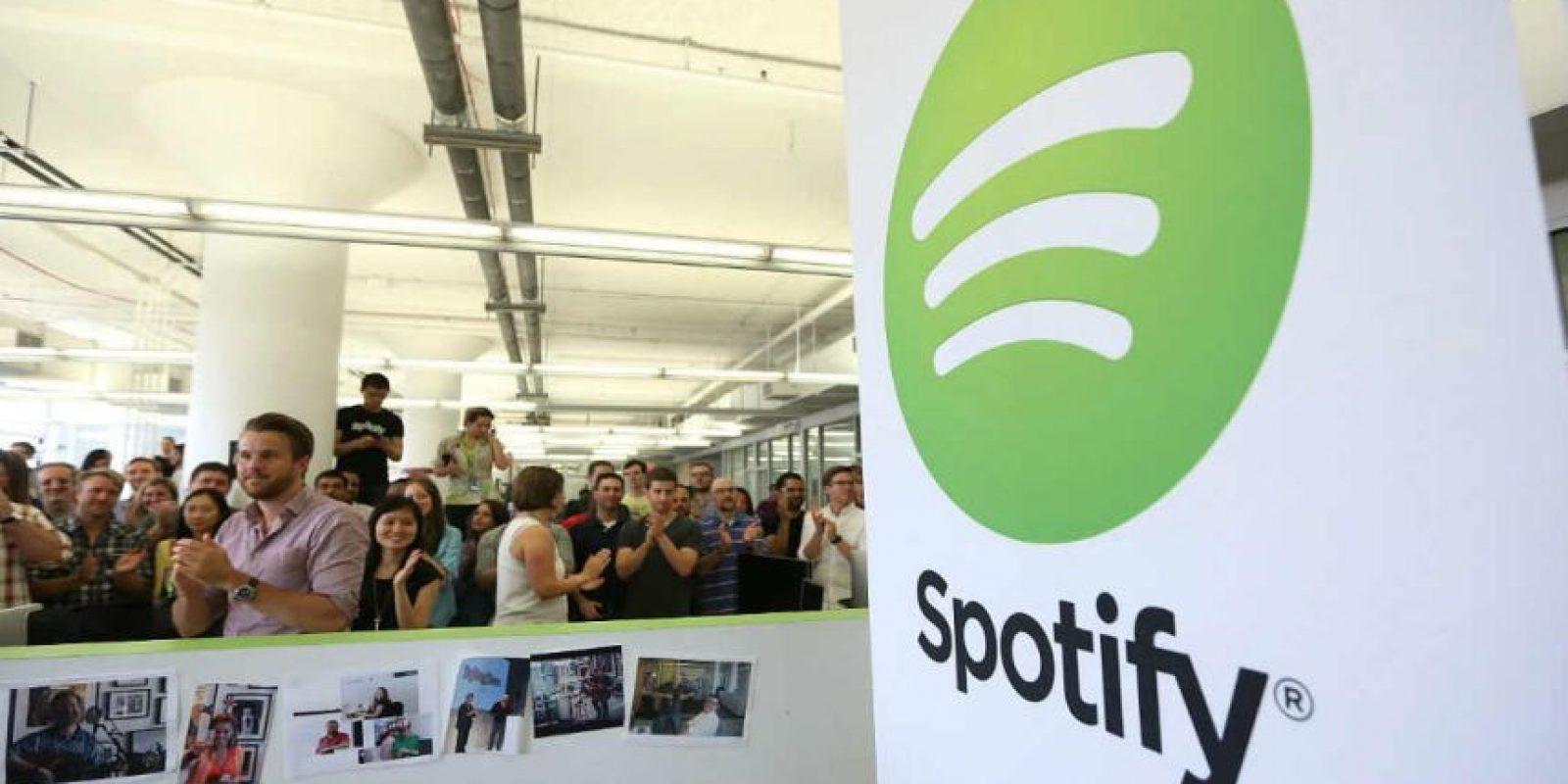 Sin embargo, Spotify sigue siendo líder dentro de las apps de streaming musical. Foto:Getty Images. Imagen Por: