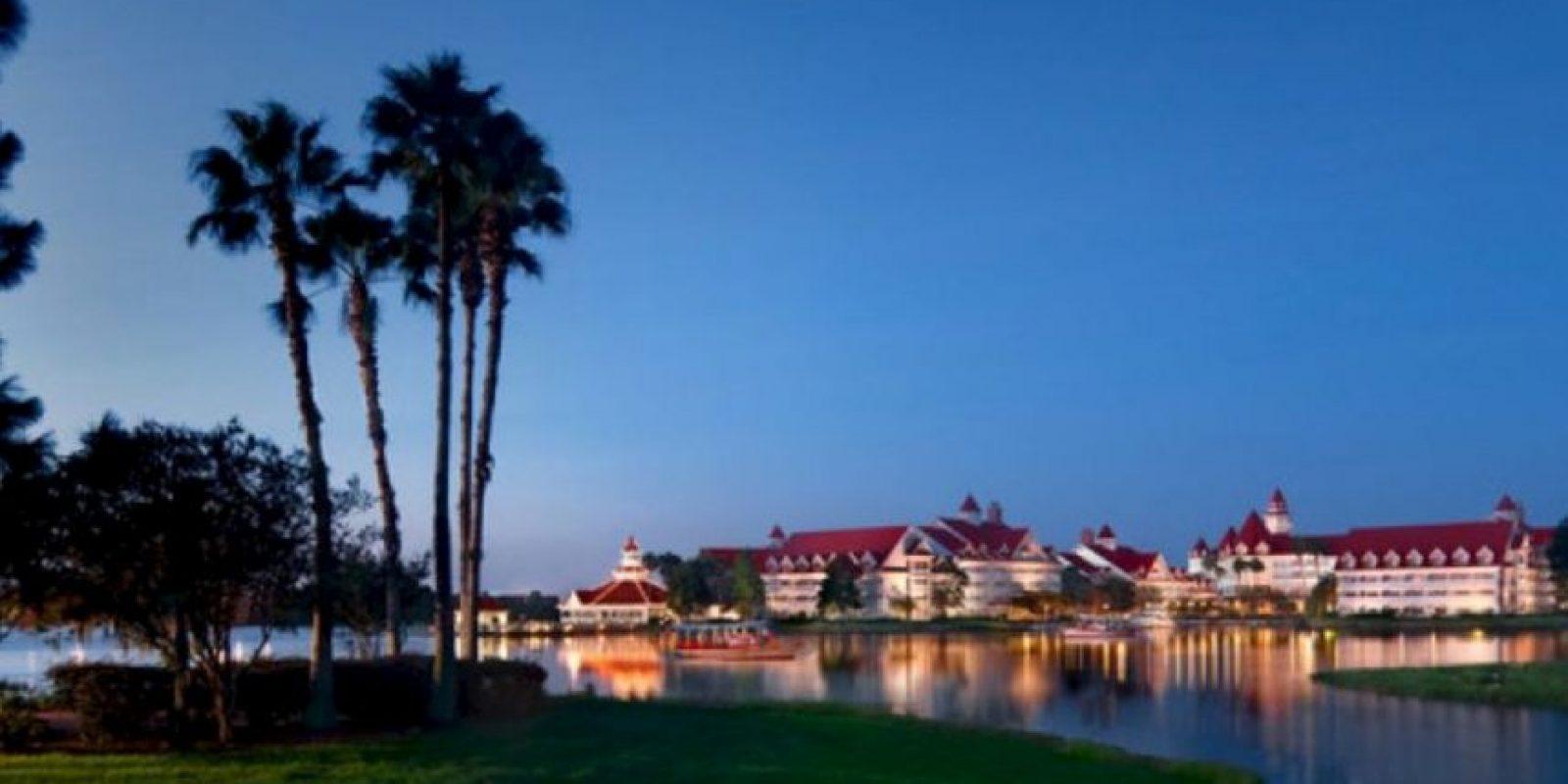 También cuenta con una bañera de hidromasaje Foto:Disneyworld.disney.go.com. Imagen Por: