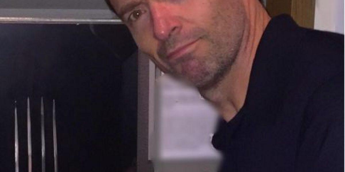 Hugh Jackman comparte foto en Instagram donde luce irreconocible