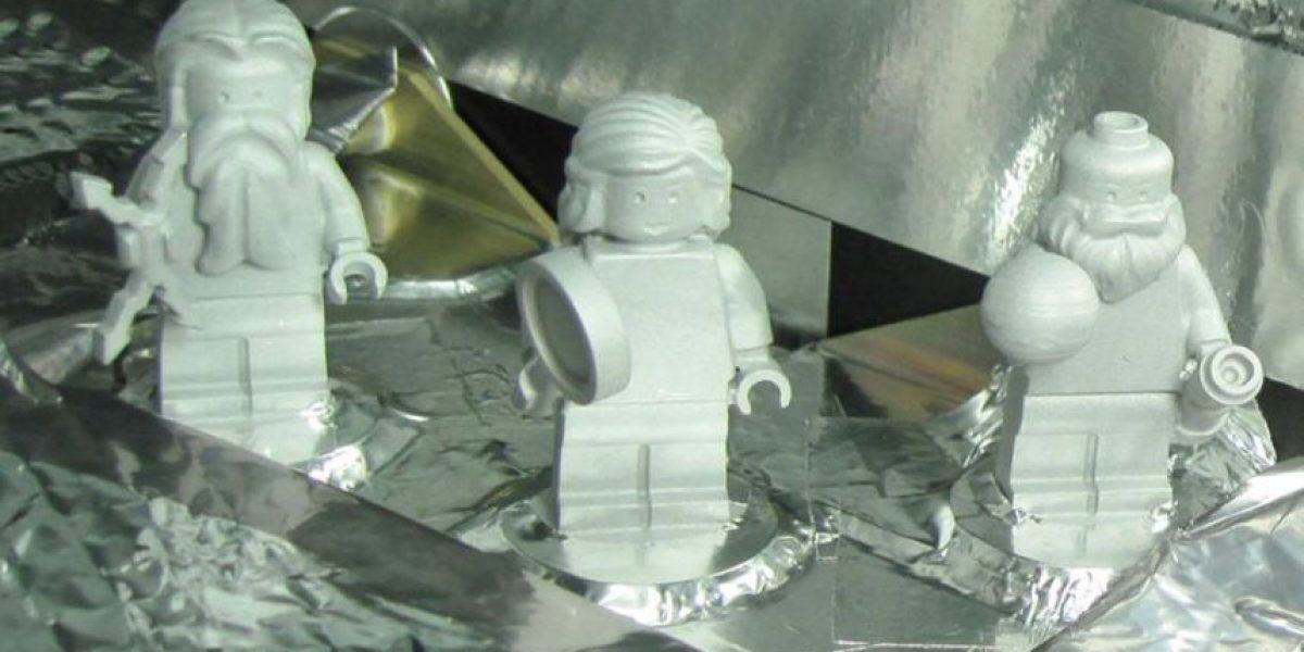 Figuras de Lego llegan a Júpiter
