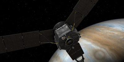 Es impulsada por energía solar Foto:NASA. Imagen Por: