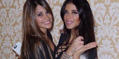 Las mejores imagénes de las redes sociales de Antonella y Daniella Foto:Vía instagram.com/4ladyd. Imagen Por: