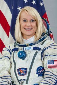 Kate Rubins se convertirá en mujer astronauta Foto:Centro Espacial Johnson – NASA. Imagen Por: