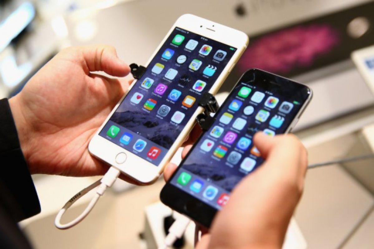 """A partir de ese momento, comenzó un operativo para su localización con la ayuda de """"Buscar mi iPhone"""", una aplicación que activa el usuario en el smartphone de Apple Foto:Getty Images. Imagen Por:"""