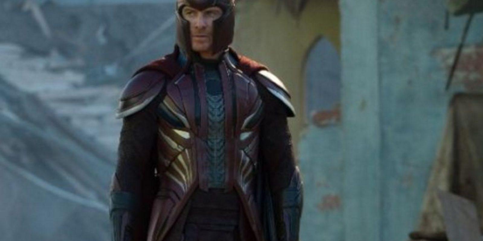 Magneto ahora es interpretado por Michael Fassbender. En la primera versión lo caracterizó Ian McKellen. Foto:vía Fox. Imagen Por: