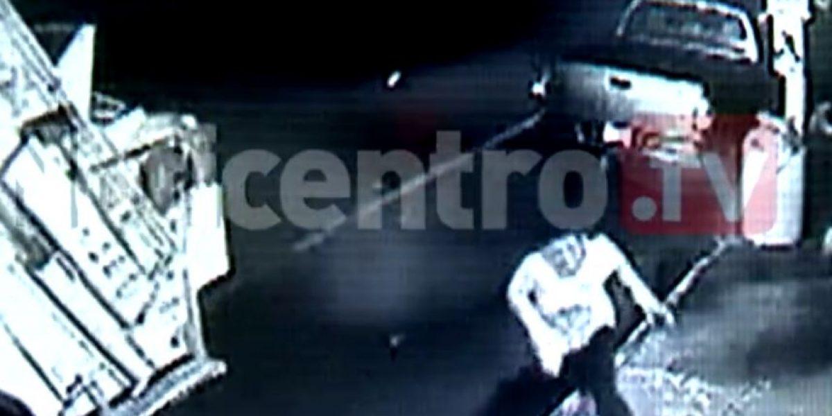Revelan imágenes de asesinato de empleado municipal de Gurabo