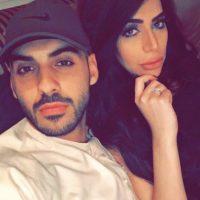 Omar Borkan y Yasmin llevan 8 meses de casados. Imagen Por: