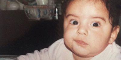 """Así era el """"hombre más guapo del mundo"""" cuando era un bebé. Foto:Instagram @yasmin.jaz. Imagen Por:"""