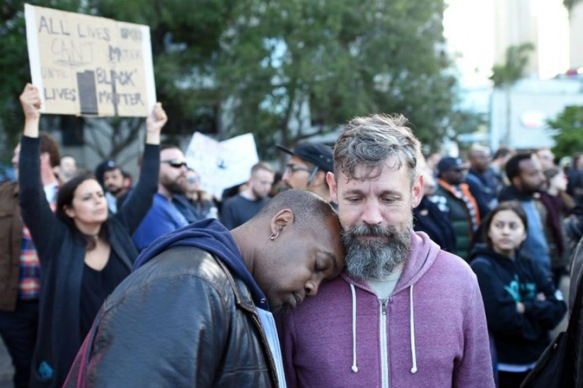 """Ha sido una semana difícil"", Barack Obama Foto:Getty Images. Imagen Por:"