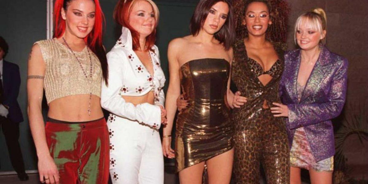 Regresan las Spice Girls a 20 años de inspirarnos con