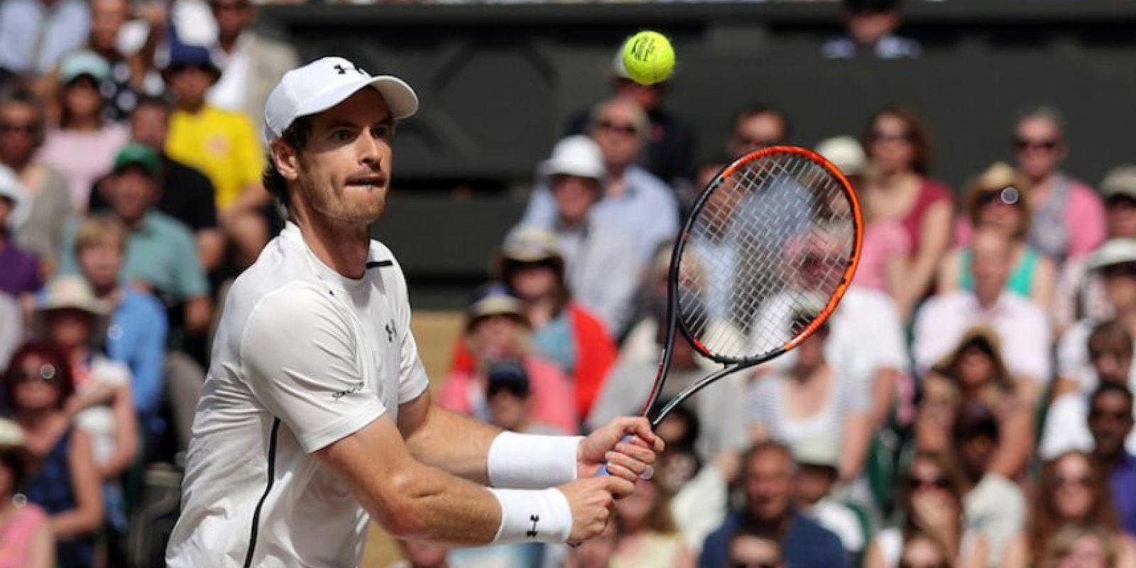 Andy Murray Foto:AP. Imagen Por: